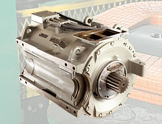 Rail Products International Products Dc Traction Motors